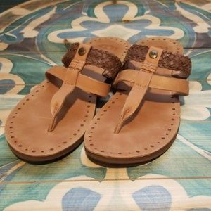 UGG Audra Leather Sandals